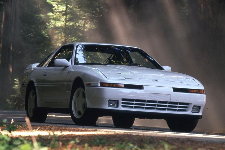 Supra 1986 thế hệ thứ 3 của dòng xe này
