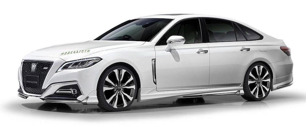Toyota Crown Modellista