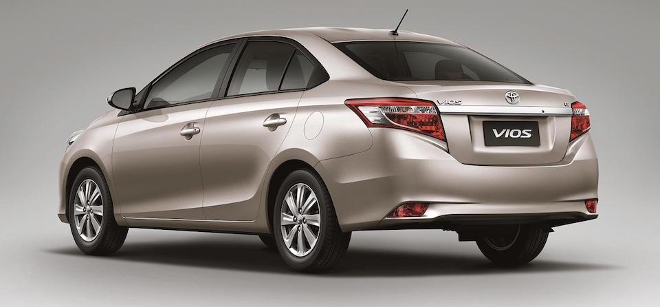 Toyota Vios 1.5E CVT